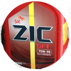 Масло ZIC GFT 75W90 (1л)