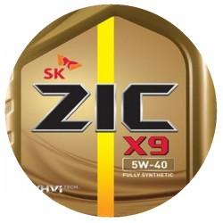 Масло ZIC X9 5w40 в розлив 1л
