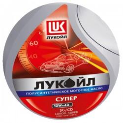 Масло Лукойл Супер 10w40 1л