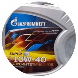 Масло Газпром Супер 10w40 1л