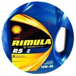 Масло Shell Rimula R5E 10w40 1л