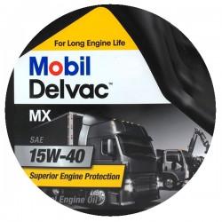 Масло Mobil Delvac MX 15w40 1л